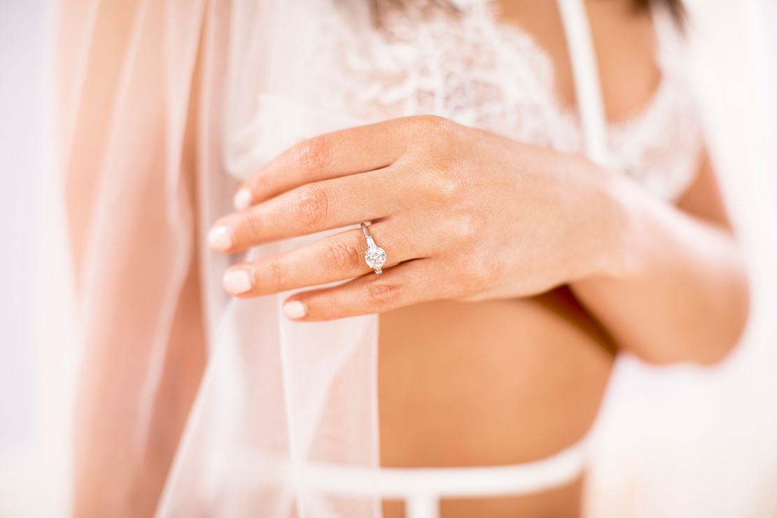 Why Boudoir Photos Make The Best Wedding Gift For Your Groom - Image Property of www.j-dphoto.com