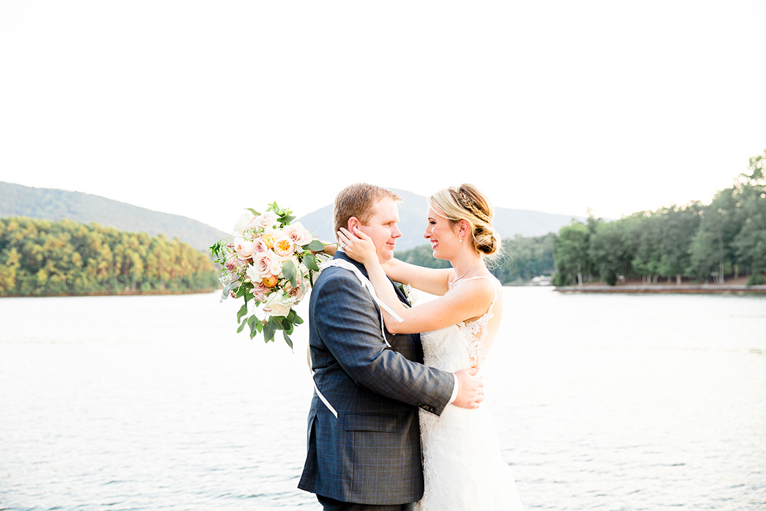 RyanJordansWeddingatSmithMountainLake