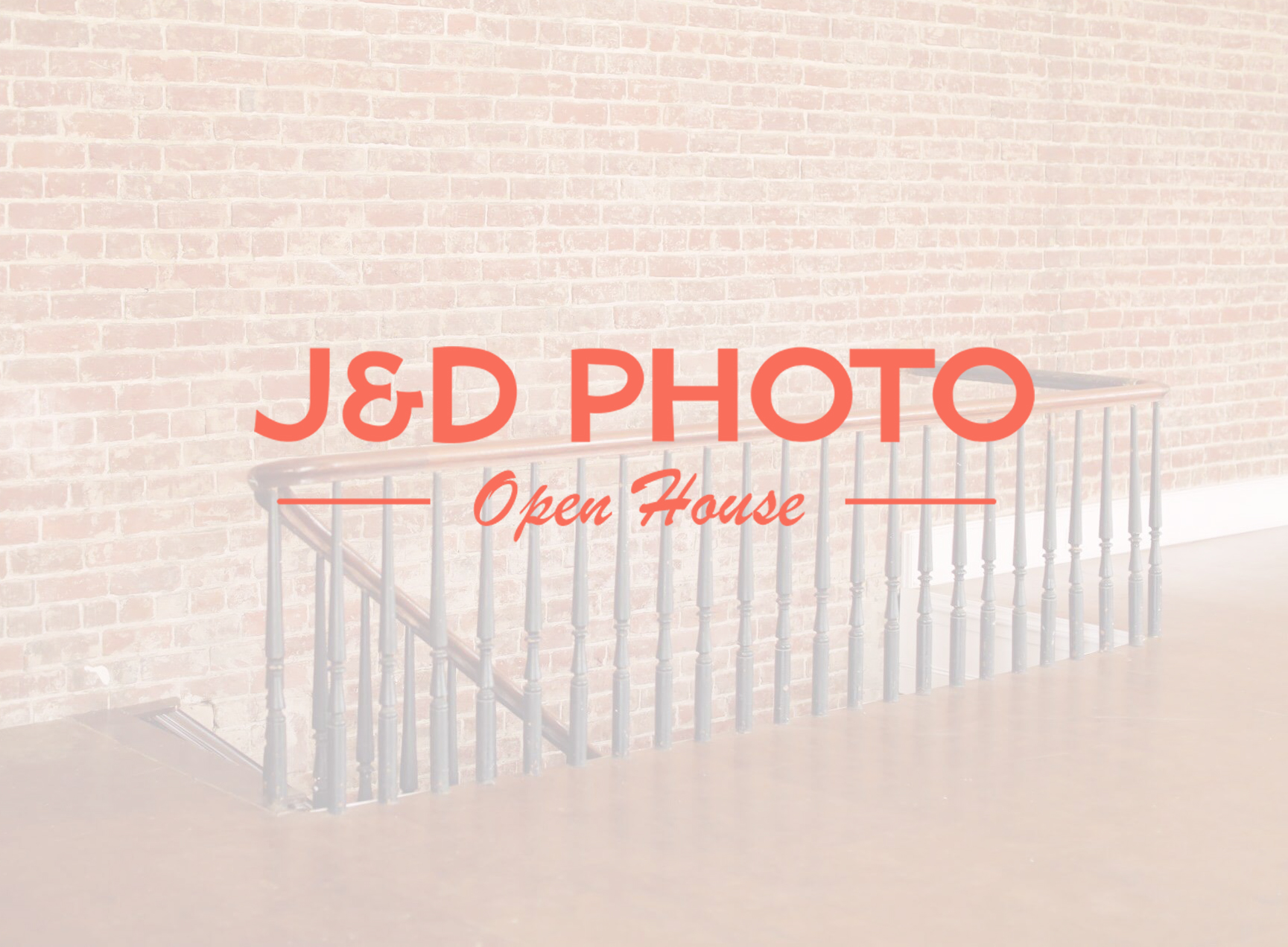 Save The Date  JD Open House - Image Property of www.j-dphoto.com