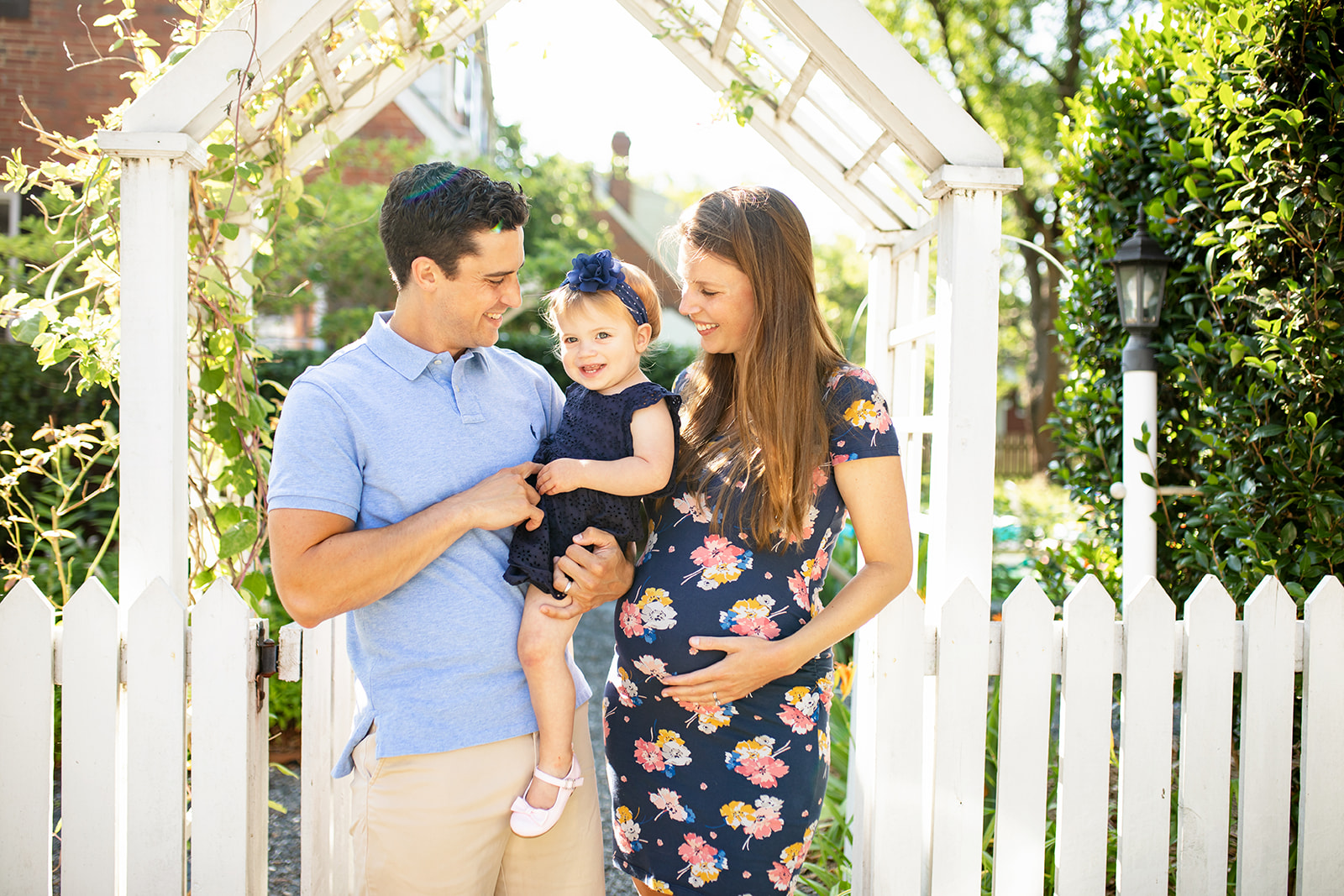 RoseFamilyAt-HomeMaternityPhotos