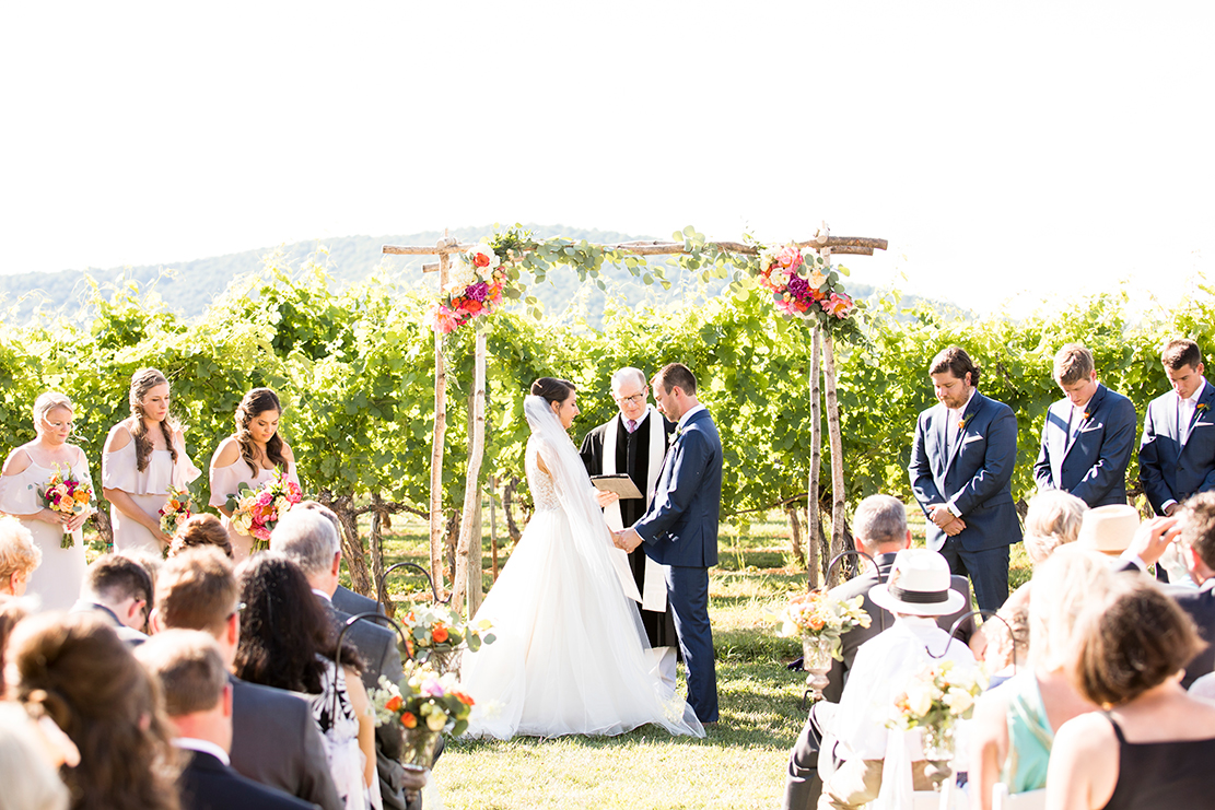Tips for Writing Your Own Wedding Vows - Image Property of www.j-dphoto.com