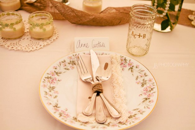 Southern Wedding Traditions For Virginia Brides - Image Property of www.j-dphoto.com