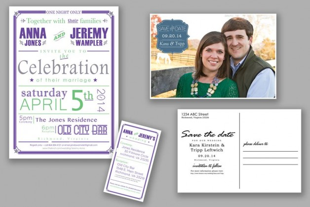 How to Address Your Wedding Invitations - Image Property of www.j-dphoto.com