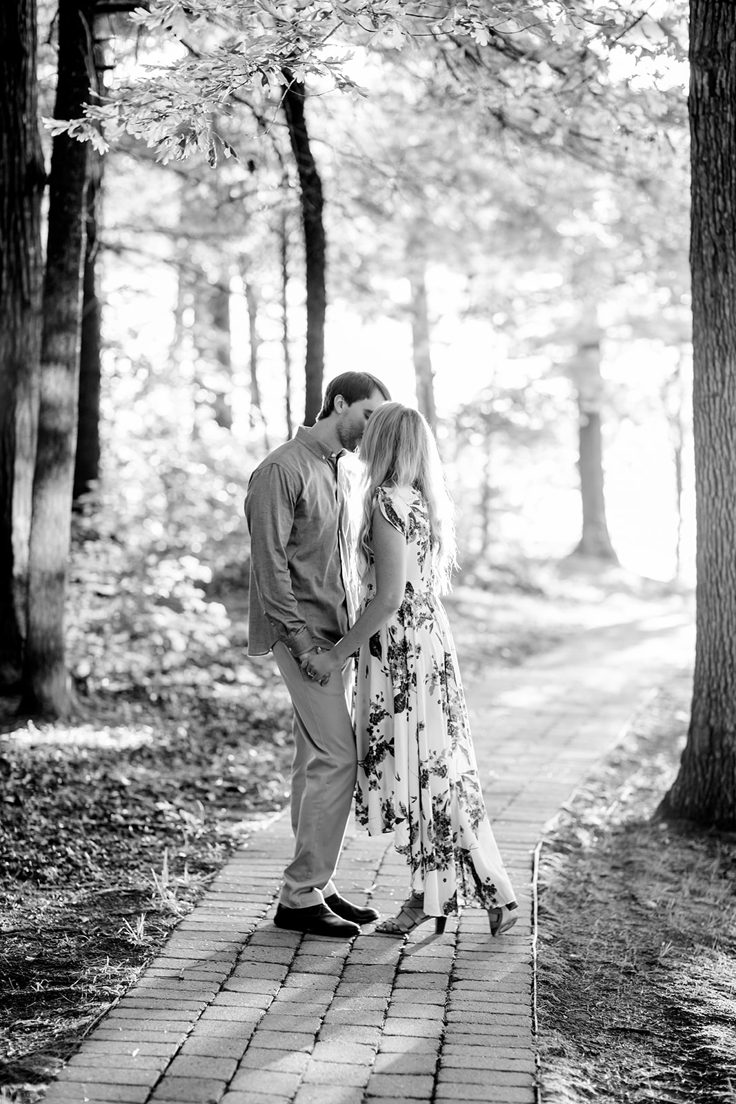 Allie  Nicks Lake Anna Engagement Session - Image Property of www.j-dphoto.com