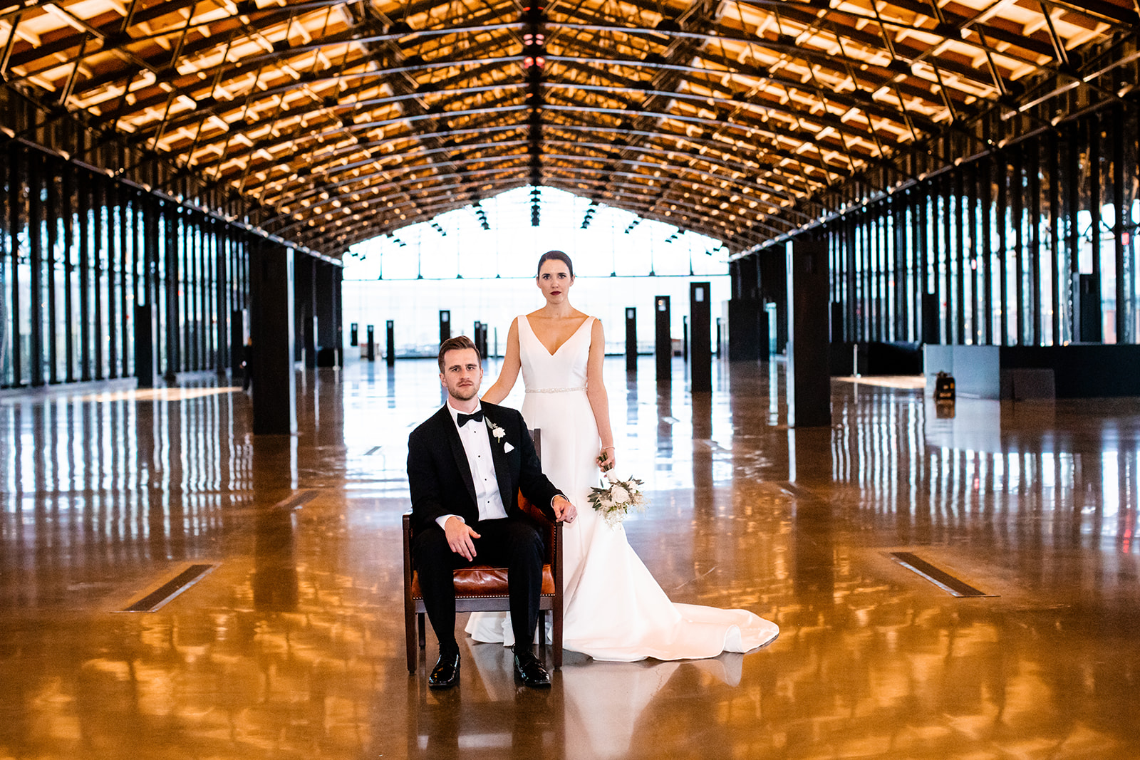 Christina  Colins Main Street Station Wedding - Image Property of www.j-dphoto.com