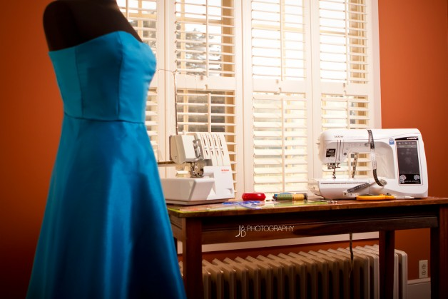 Inspired By The Dress Website Launch - Image Property of www.j-dphoto.com