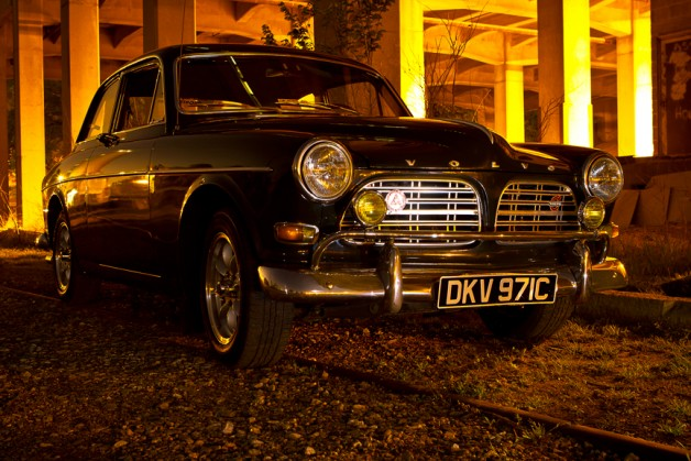 1967 Volvo 122s - Image Property of www.j-dphoto.com