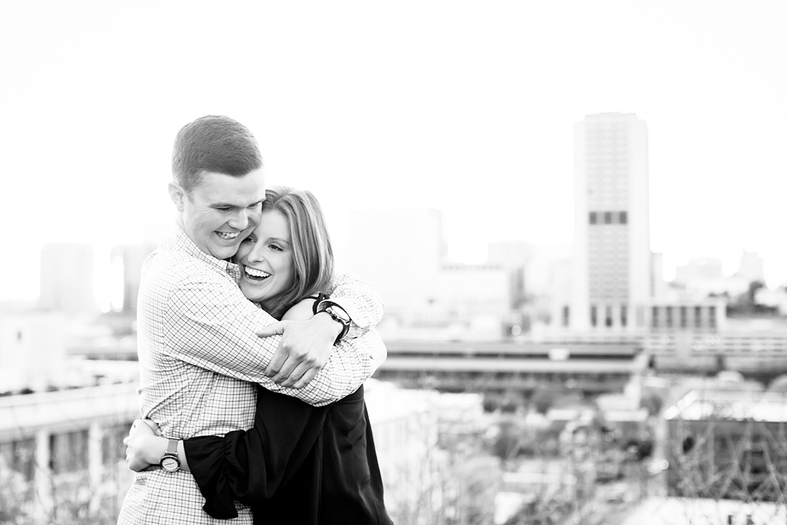 Liz  Mikes Proposal Photos at The Church Hill Overlook - Image Property of www.j-dphoto.com
