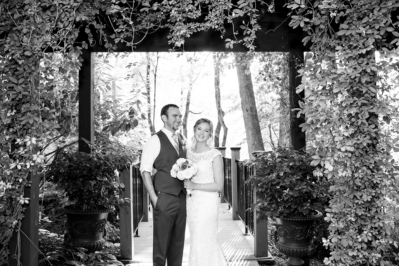 Michelle  Marks Wedding at The Mill at Fine Creek - Image Property of www.j-dphoto.com