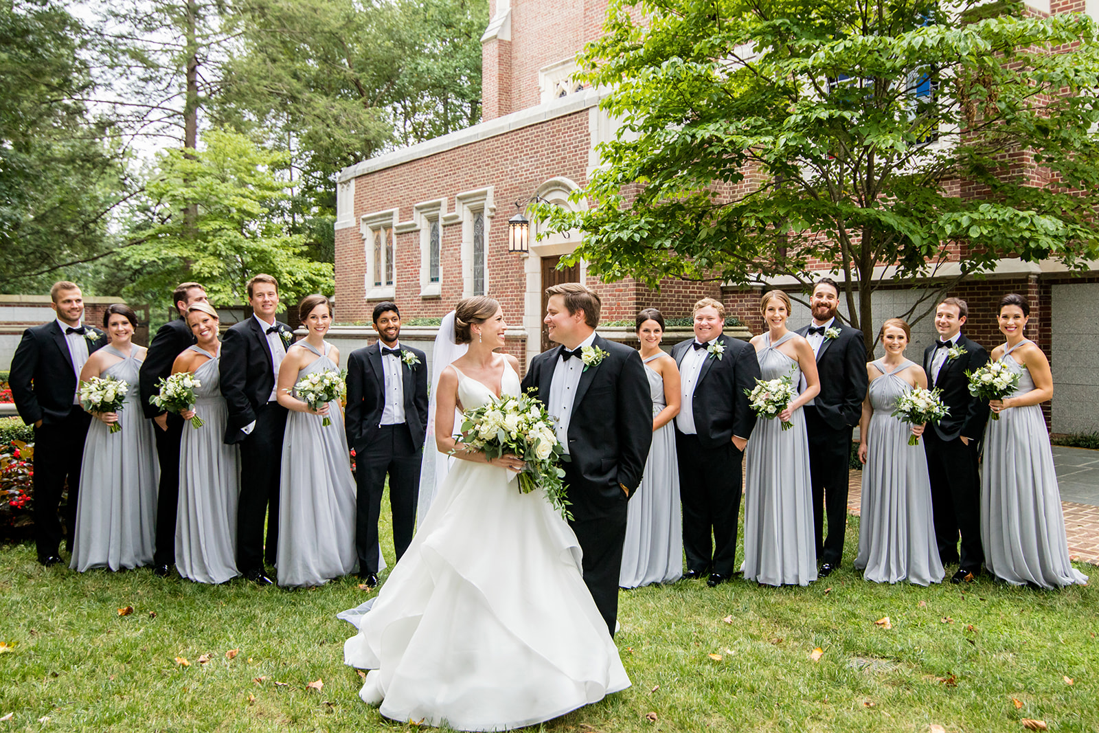 Susan  Sams University of Richmond Wedding - Image Property of www.j-dphoto.com