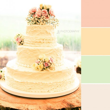 The Perfect Wedding Colors for Every Season - Image Property of www.j-dphoto.com