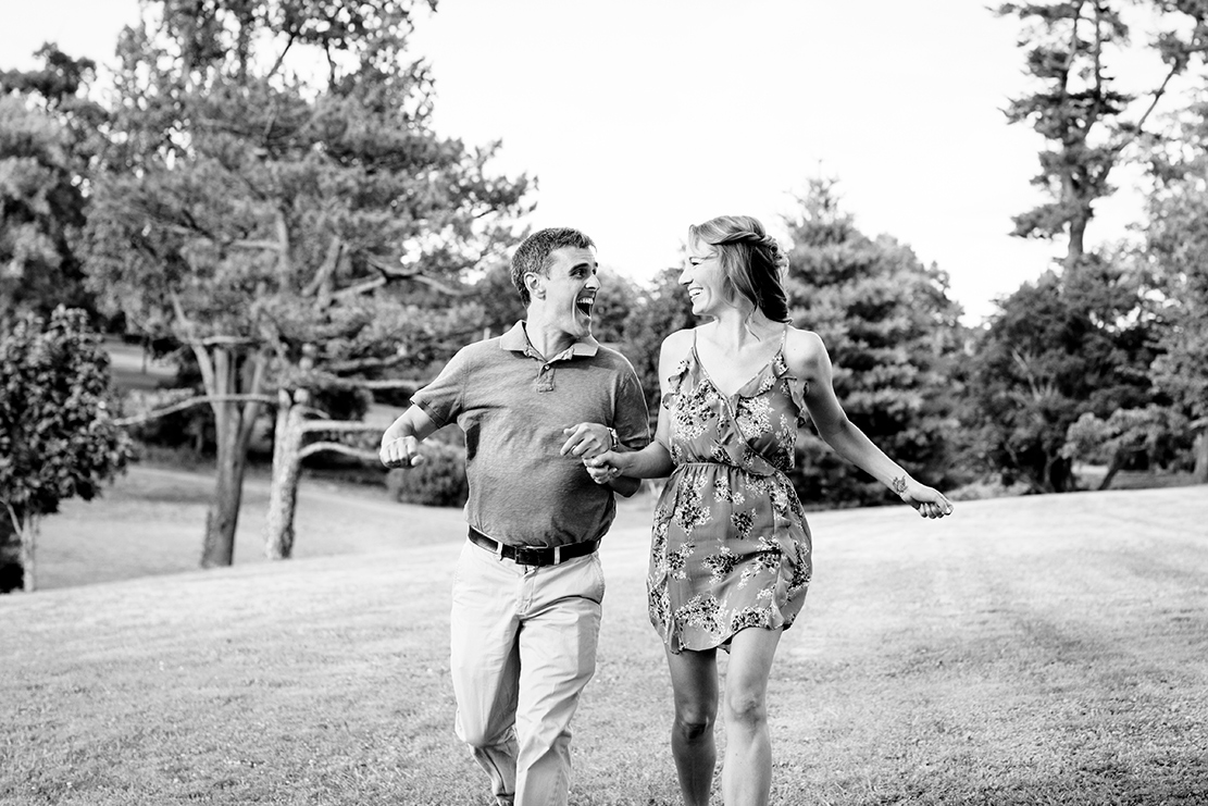 Melissa  Brians Maymont Engagement Shoot - Image Property of www.j-dphoto.com