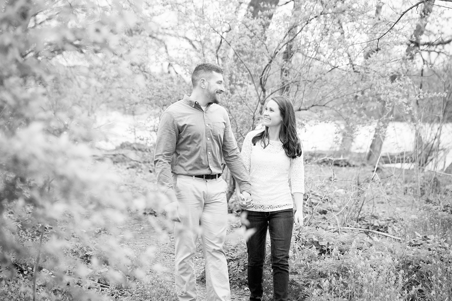 Julie  Camerons Engagement Session - Image Property of www.j-dphoto.com