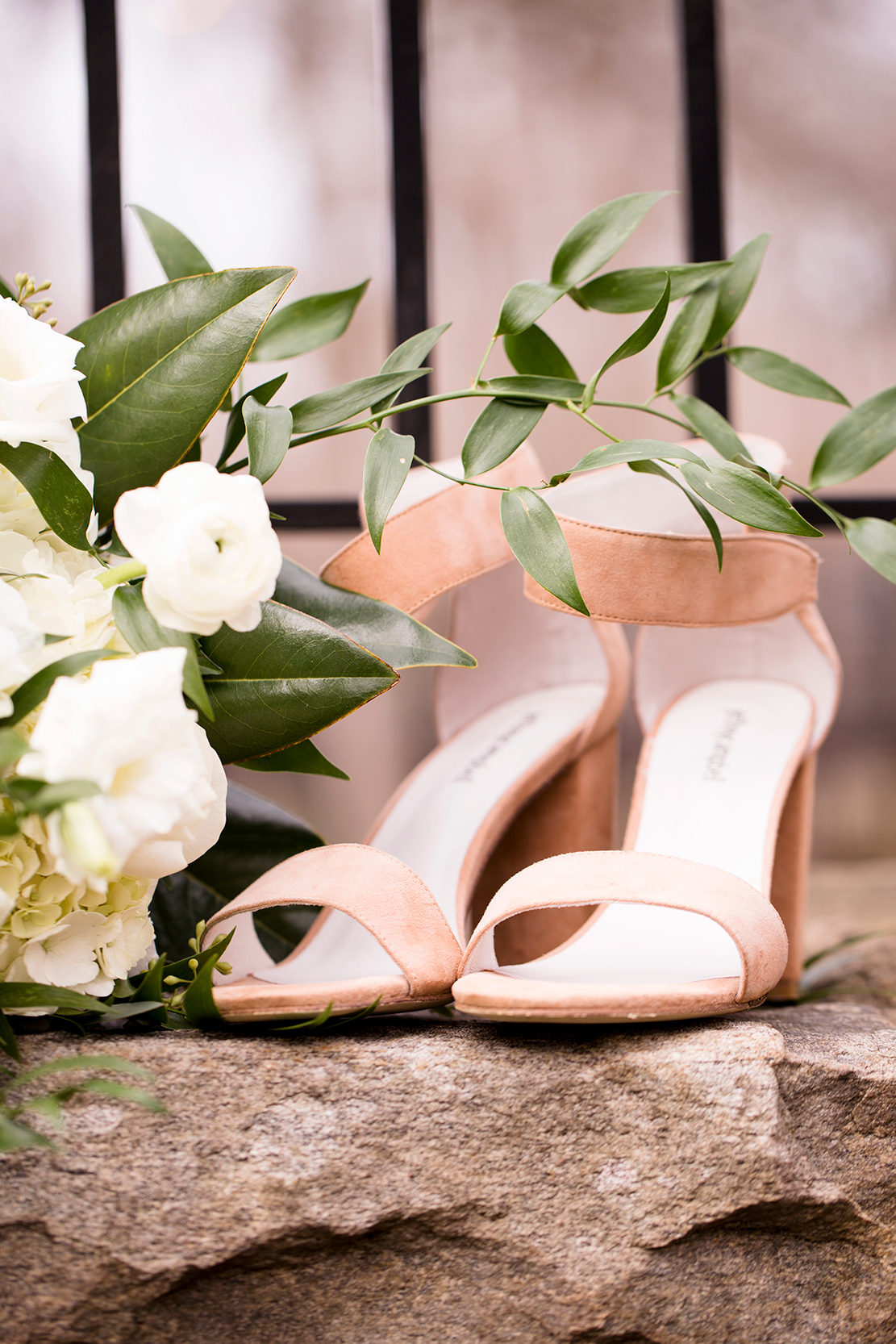 Finding the Shoe that Fits Your Wedding - Image Property of www.j-dphoto.com