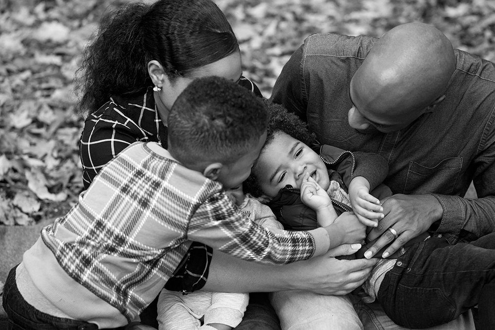 Daily Davidsons Fall Family Portrait Shoot - Image Property of www.j-dphoto.com