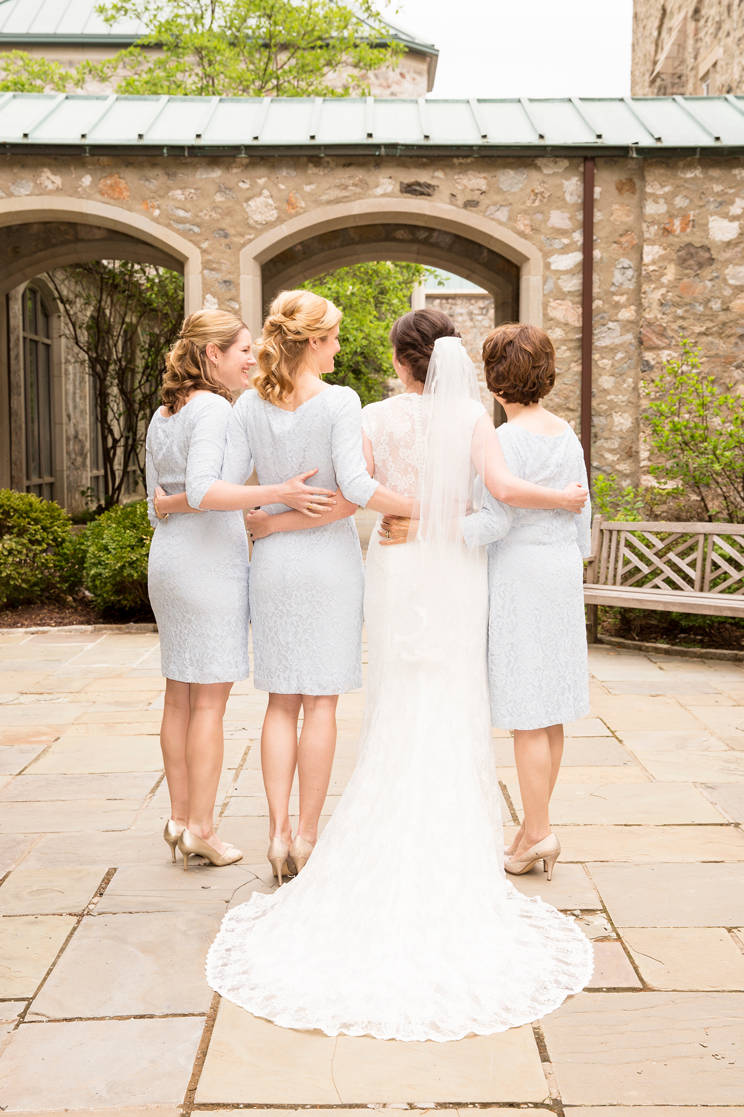 Best Places to Buy Bridesmaid Dresses - Image Property of www.j-dphoto.com