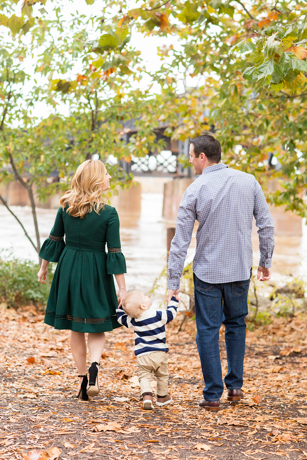 Georges One Year Old Photos at Browns Island - Image Property of www.j-dphoto.com
