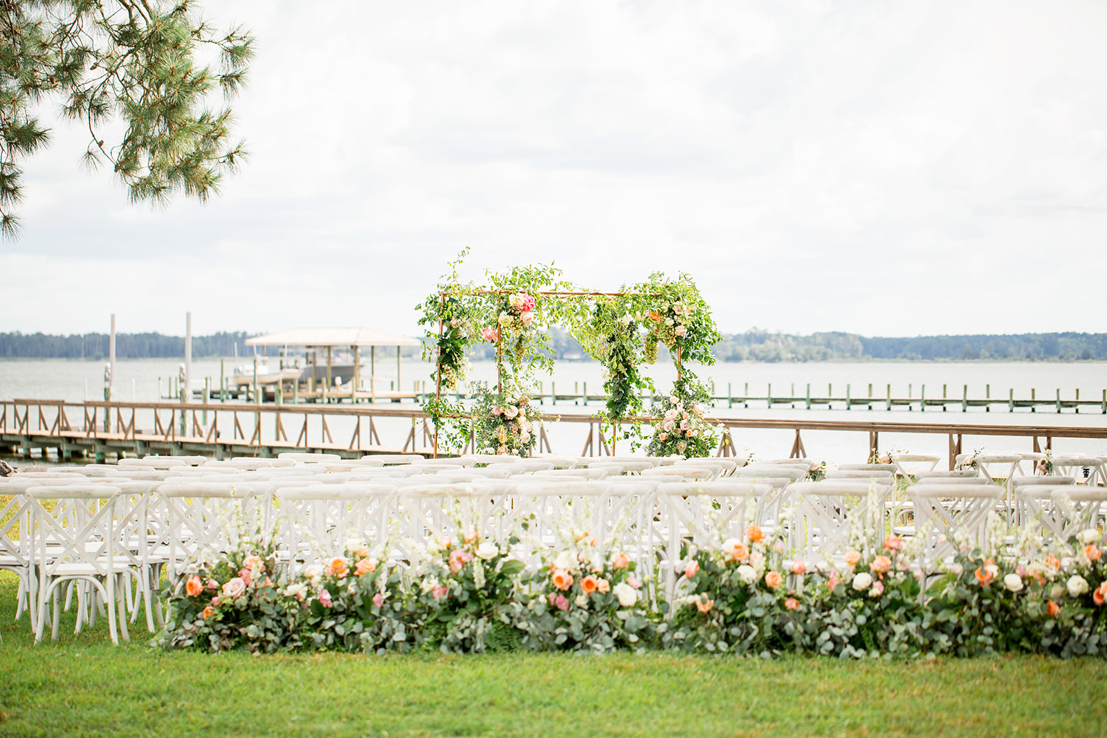 Mac  Kristens Colorful Wedding on the River  - Image Property of www.j-dphoto.com