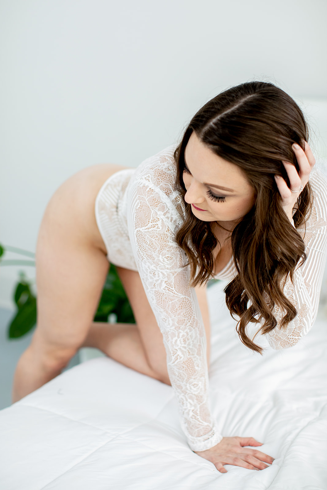 Every Girl Studio Bridal Boudoir Session - Image Property of www.j-dphoto.com