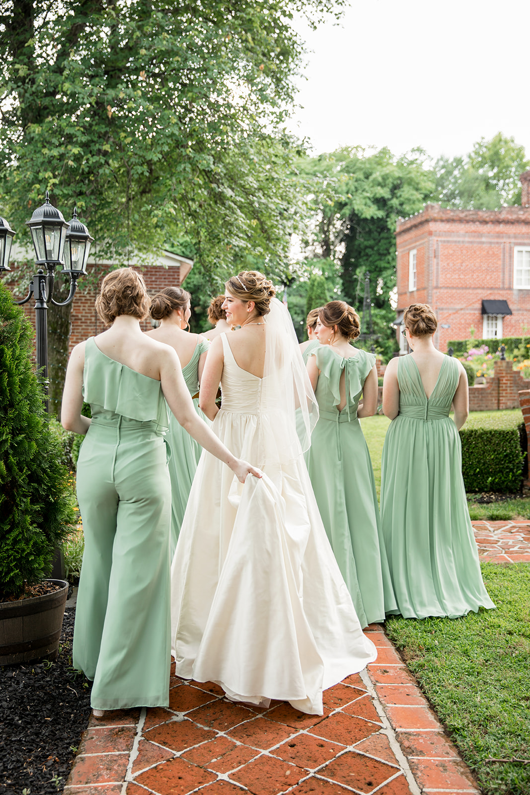 Rachel  Brennens Wedding at Historic Mankin Mansion - Image Property of www.j-dphoto.com