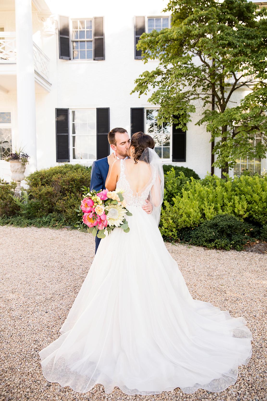 Ann Smith and Ben Harris's Wedding Website - theknot.com