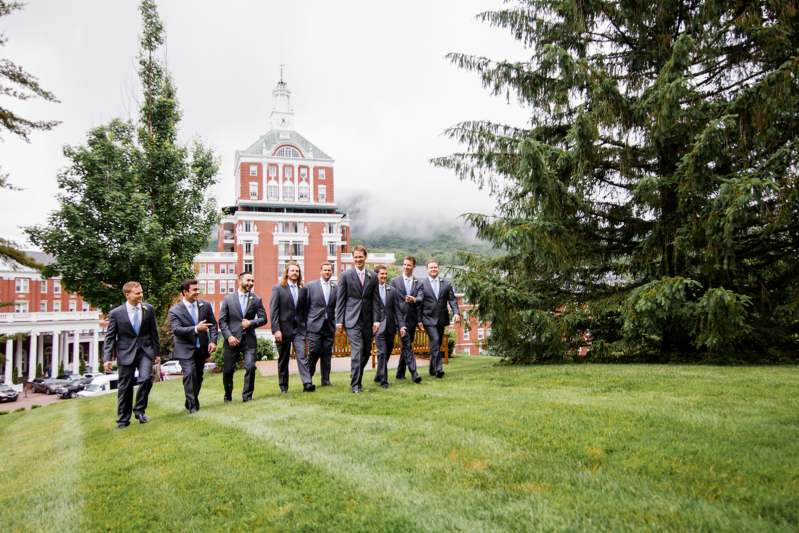 Homestead Wedding Photography Packages | Hot Springs Virginia